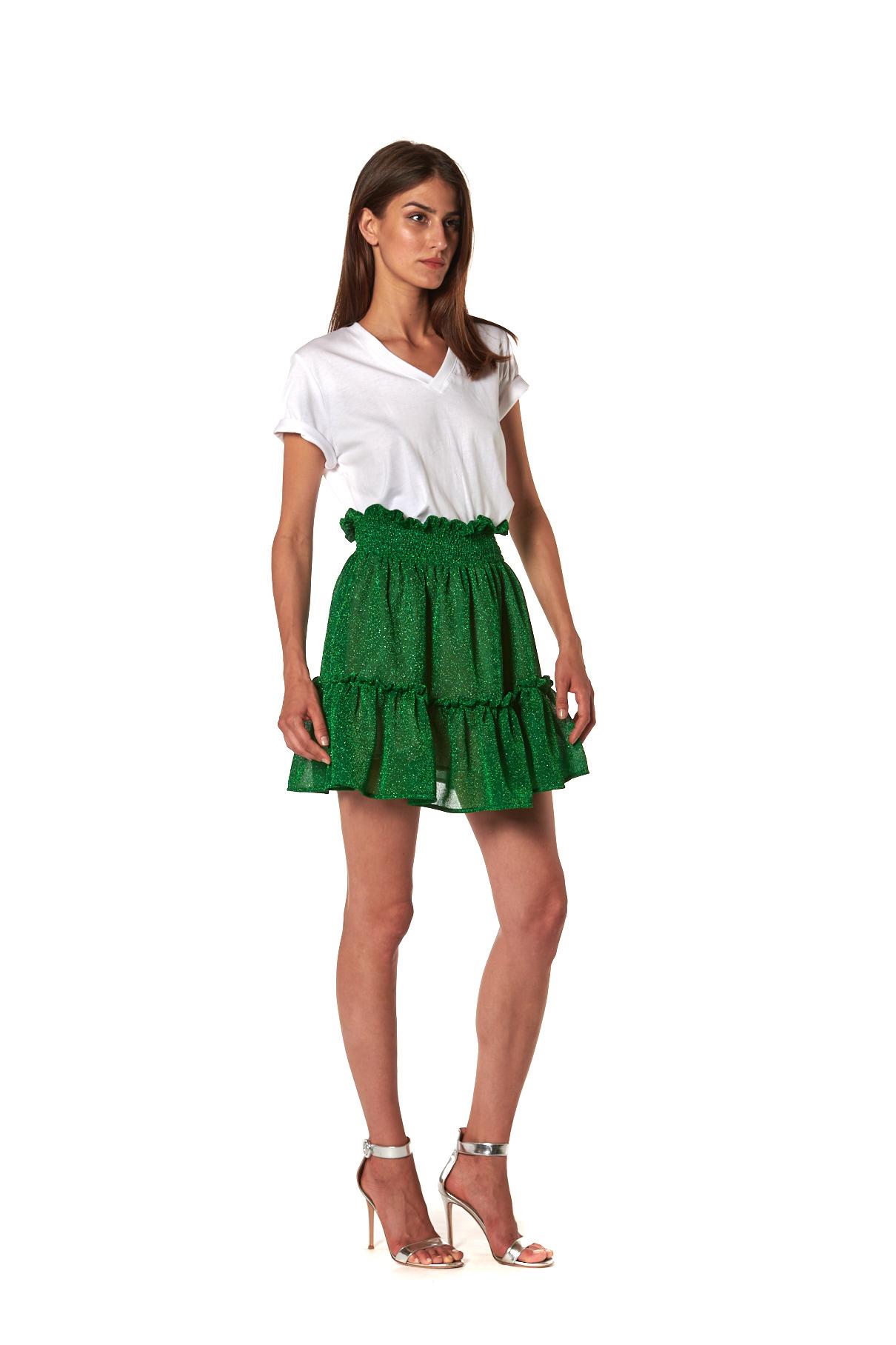 vestito t-shirt gonna corto Manica_corta_abito