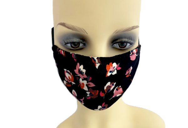 Mask-Filterholder-front-Small-Flowers-Le-Twins