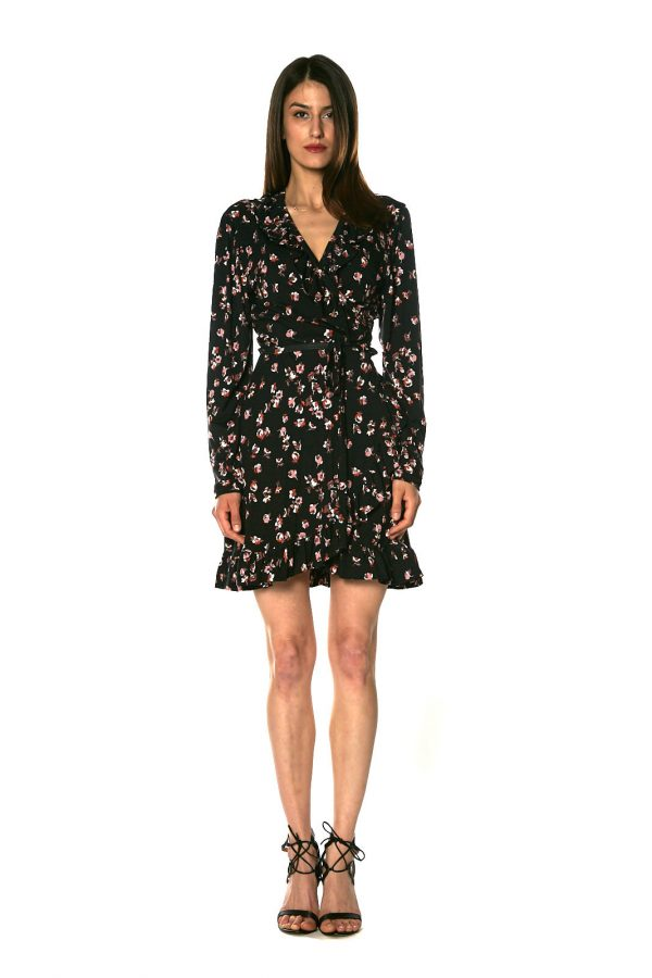 Ambra Small Flowers Jersey - front