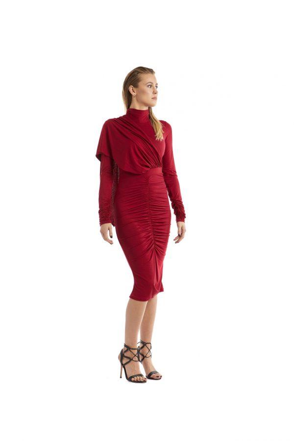Camilla rosso - lato