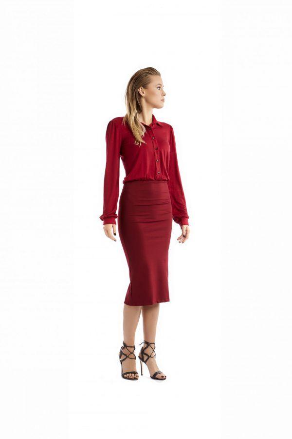 Alessandra rosso - lato