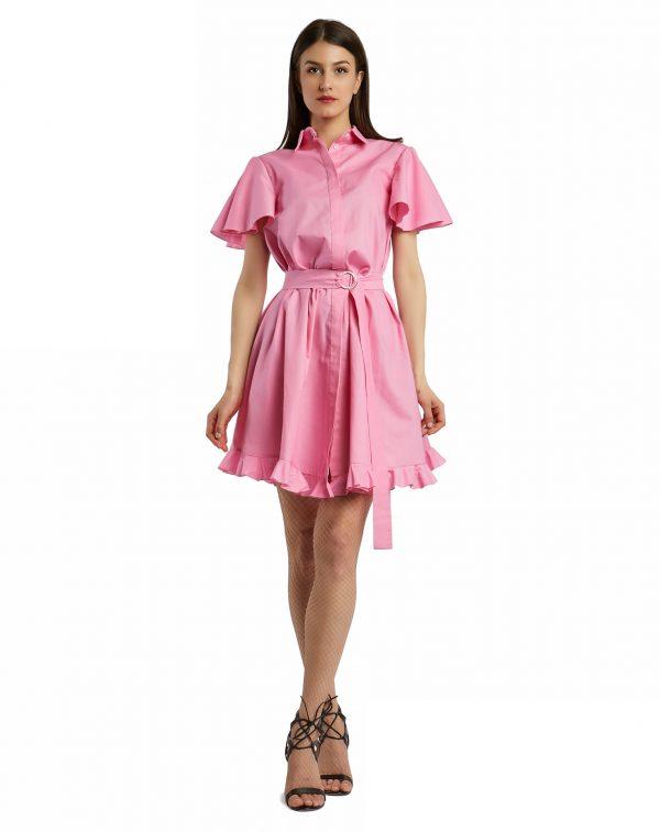Mi.Ma rosa barbie - fronte