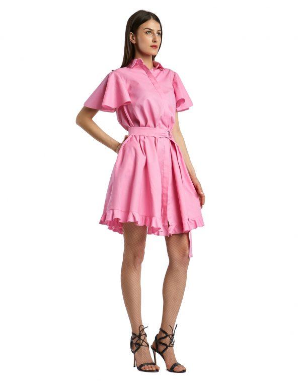 Mi.Ma rosa barbie - lato